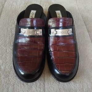 Vintage Brighton DeeDee loafers made in Italy